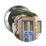 "Greek Door 2.25"" Button"