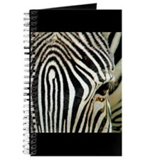 Zebra Eye Photo Journal