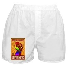 Defend Equality Boxer Shorts