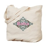 Grandma Baba Name Crest Tote Bag
