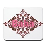 Personalized Baba Mousepad
