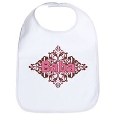 Personalized Baba Bib