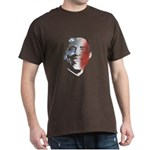 Stars and Stripes Obama Dark T-Shirt