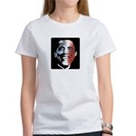 Stars and Stripes Obama Women's T-Shirt