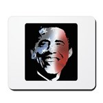 Stars and Stripes Obama Mousepad