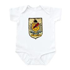 USS HIGBEE Infant Creeper