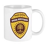 Special Investigator Coffee Mug