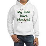 My kids have hooves Hoodie