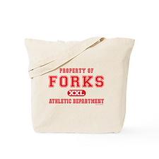Forks High Tote Bag