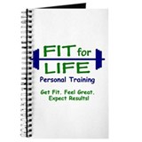 Fit for Life Nutrition/Workout Journal