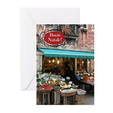 Italian Market Holiday Greeting Cards (Pk of 10)