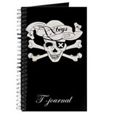 XX Boys SKull T-journal