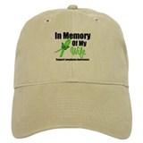 In Memory of My Wife Baseball Cap