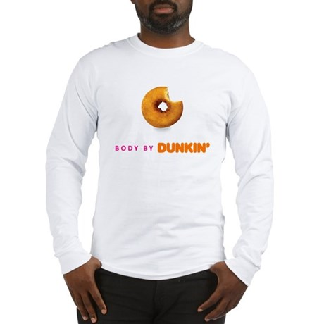 Body by Dunkin Long Sleeve T-Shirt