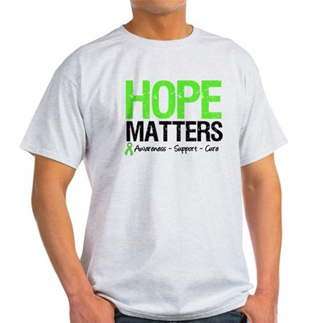 Hope Matters Grunge Light T-Shirt