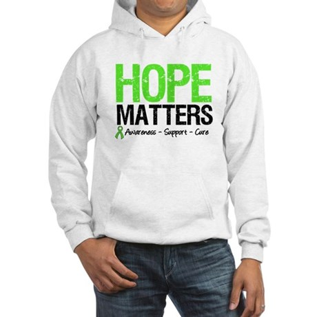 Hope Matters Grunge Hooded Sweatshirt