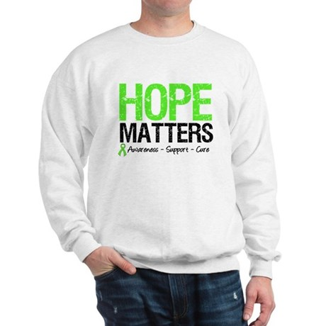 Hope Matters Grunge Sweatshirt