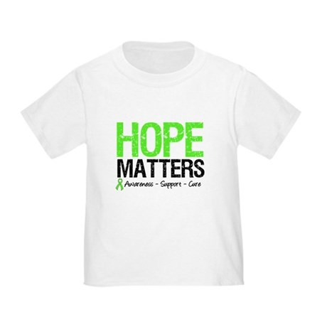 Hope Matters Grunge Toddler T-Shirt