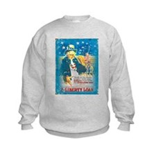 Uncle Sam Liberty Loan Sweatshirt