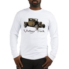 Vintage Truck- Long Sleeve T-Shirt