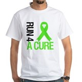 Lymphoma Run 4 a Cure Shirt
