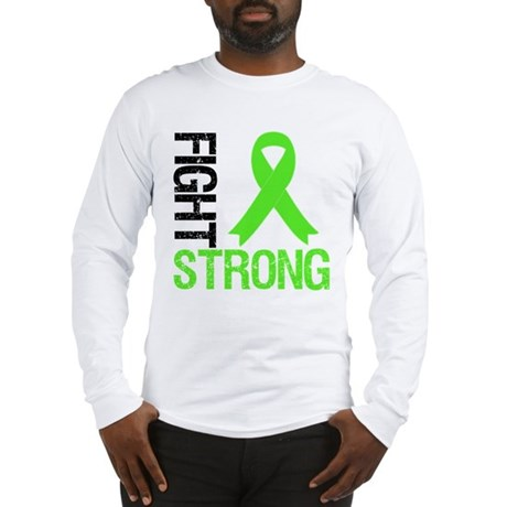 Lymphoma Fight Strong Long Sleeve T-Shirt
