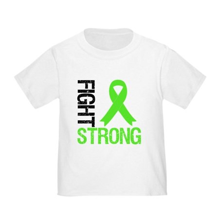Lymphoma Fight Strong Toddler T-Shirt