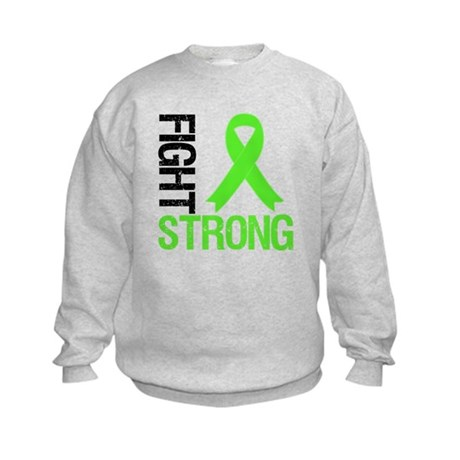 Lymphoma Fight Strong Kids Sweatshirt