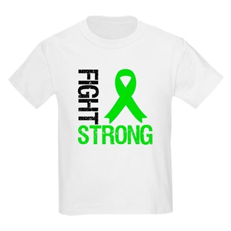 Lymphoma Fight Strong Kids Light T-Shirt