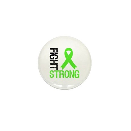 Lymphoma Fight Strong Mini Button
