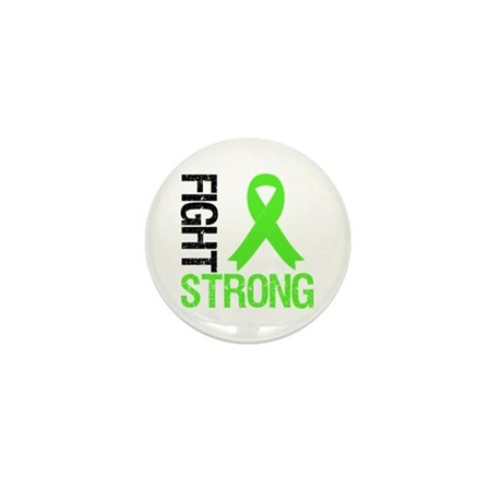 Lymphoma Fight Strong Mini Button (10 pack)