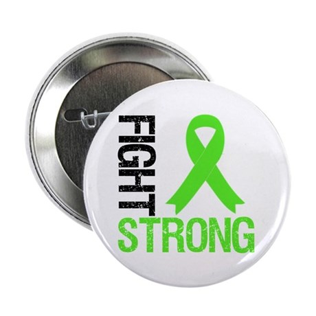 "Lymphoma Fight Strong 2.25"" Button (10 pack)"