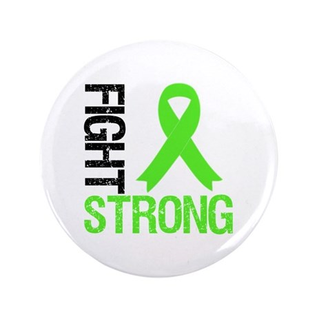 "Lymphoma Fight Strong 3.5"" Button"