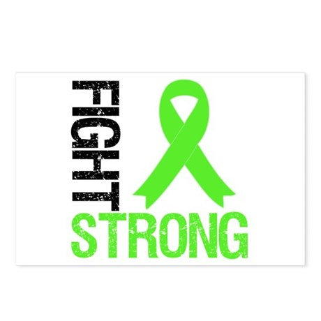 Lymphoma Fight Strong Postcards (Package of 8)