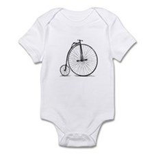 Penny Farthing Infant Bodysuit