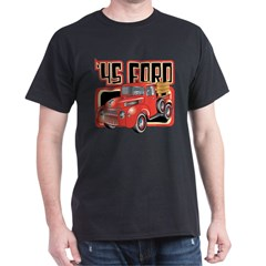 1945 Ford Pickup Dark T-Shirt