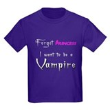 I want to be a Vampire...  T