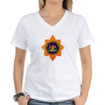 South Africa Police Women's V-Neck T-Shirt