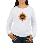 South Africa Police Women's Long Sleeve T-Shirt
