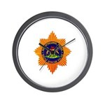 South Africa Police Wall Clock