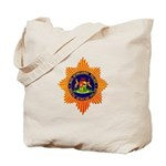 South Africa Police Tote Bag