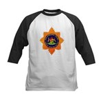 South Africa Police Kids Baseball Jersey