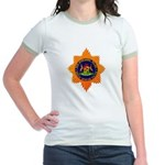 South Africa Police Jr. Ringer T-Shirt