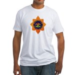 South Africa Police Fitted T-Shirt