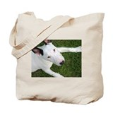 Sweet Bull Terrier Tote Bag