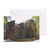 Bale Gristmill Greeting Cards (Pk of 20)
