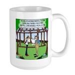 Environmentally Sound House Large Mug