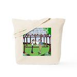 Environmentally Sound House Tote Bag