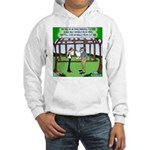 Environmentally Sound House Hooded Sweatshirt