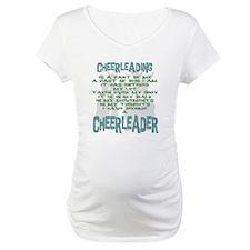 Become a Cheerleader Shirt